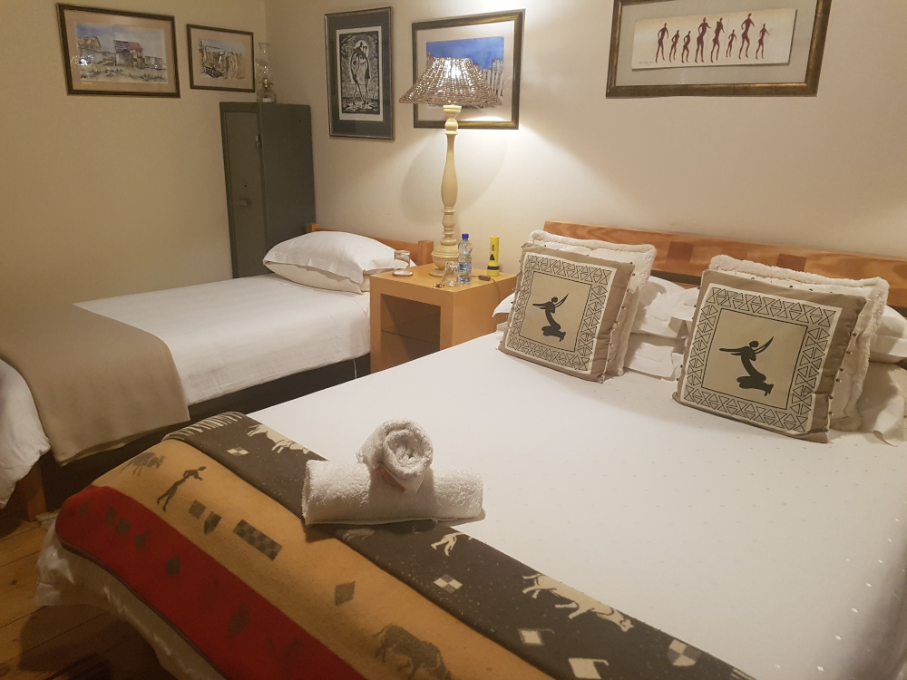 Steytlerville Guest House Khoisan Suite Accommodation